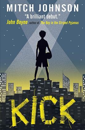 Kick by Mitch Johnson