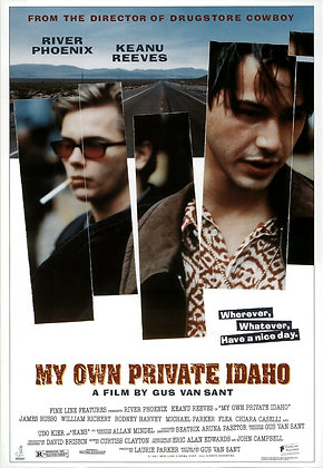 FRI FEB 17TH: MY OWN PRIVATE IDAHO