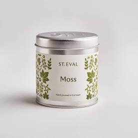 Moss, FolkScented Tin Candle