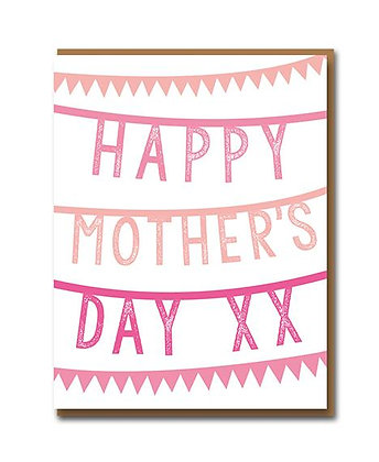 Happy Mother's Day Flags
