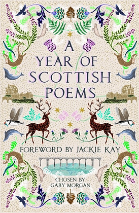 A Year Of Scottish Poems foreward by Jackie Kay