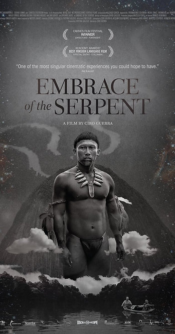 SEPT. 29: EMBRACE OF THE SERPENT