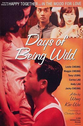 JUN 30: DAYS OF BEING WILD