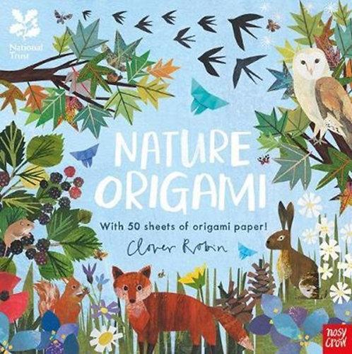 National Trust: Nature Origami