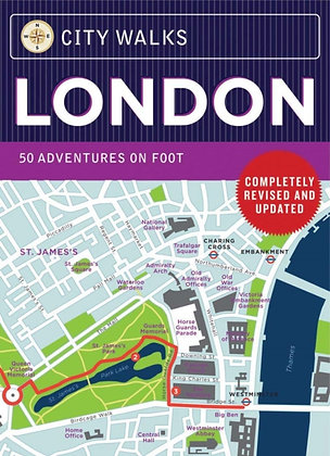 City Walks Deck: London Revised Edition : 50 Adventures on Foot by Christina Hen