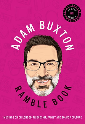 Ramble Book : Musings on Childhood, Friendship, Family and 80s Pop Culture