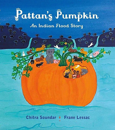 Pattan's Pumpkin: Storytelling w/ Chitra Soundar Sat Nov 5th 10-11am FREE
