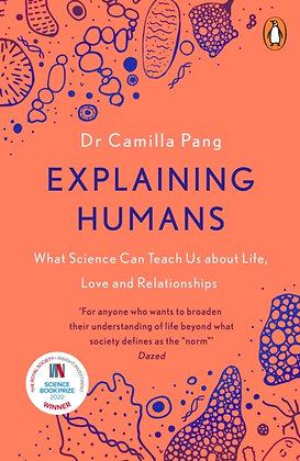 Explaining Humans by Dr Camilla Pang
