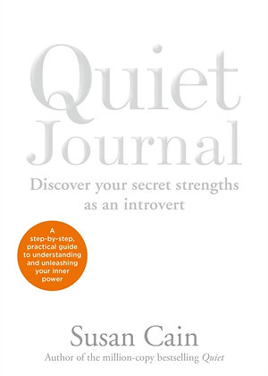 Quiet Journal by Susan Cain