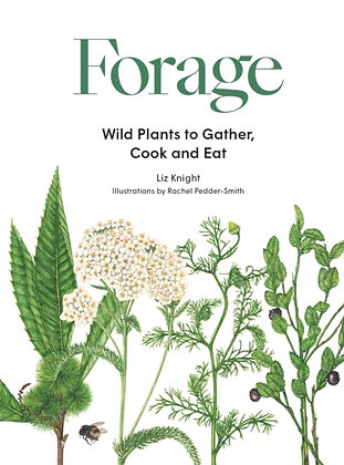 Forage : Wild plants to gather and eat by Liz Knight