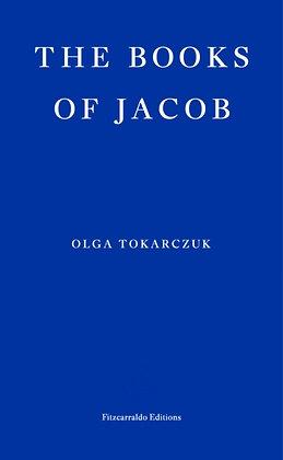 The Books of Jacob by Olga Tokarczuk