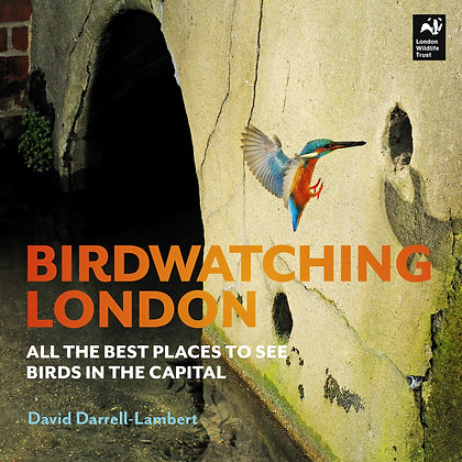 Wed July 18: Birdwatching London: David Darrell-Lambert 7pm