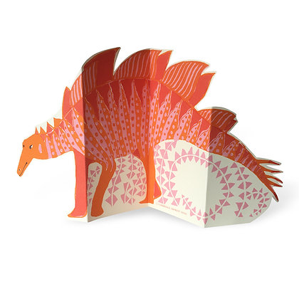 Stegosaurus concertina