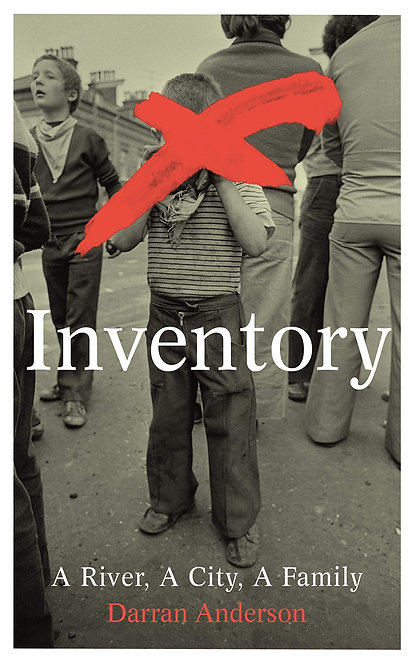 Inventory by Darran An