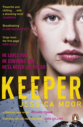 Keeper : The breath-taking literary thriller by Jessica Moor