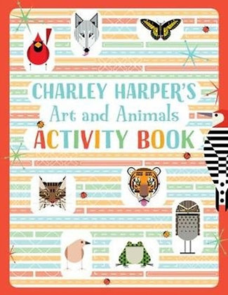 Art and Animals Activity Book