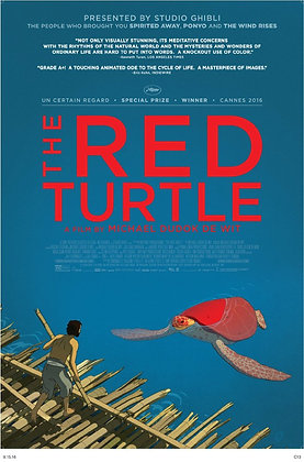 OCT 27: THE RED TURTLE