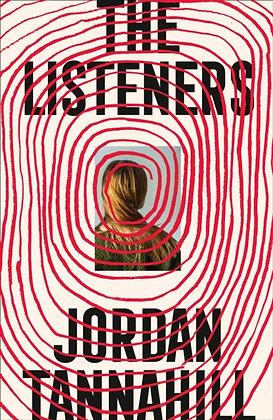 The Listeners by Jordan Tannahill