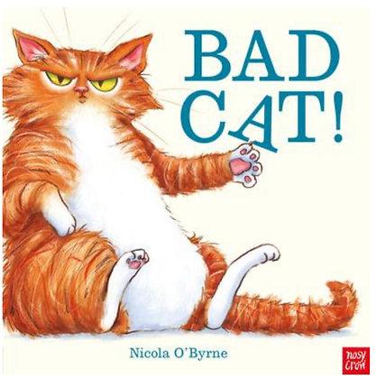 Bad Cat by Nicola O'Byrne