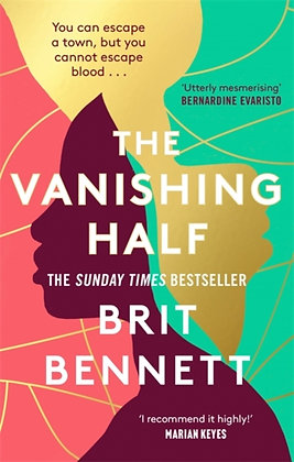 Event! The Vanishing Half: Brit Bennett in conversation Tues 13th July 6.30pm