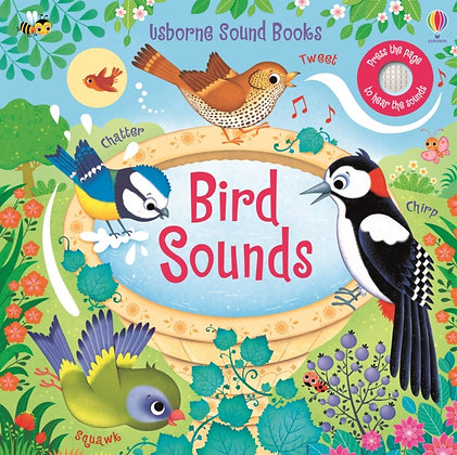 Bird Sounds by Sam Taplin