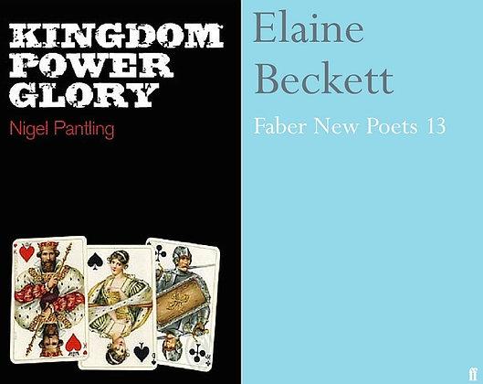 Thur Jun 30 Poetry Evening Pantling & Beckett FREE