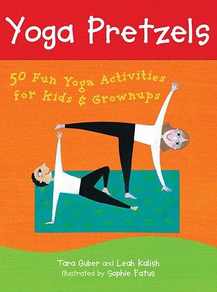 Yoga Pretzels by Tara Guber (Cards)