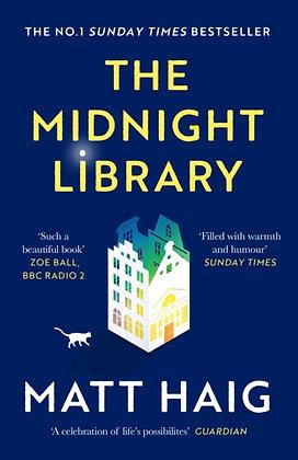The Midnight Library by Matt Haig