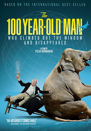 FRI APR 13: THE 100 YEAR OLD MAN