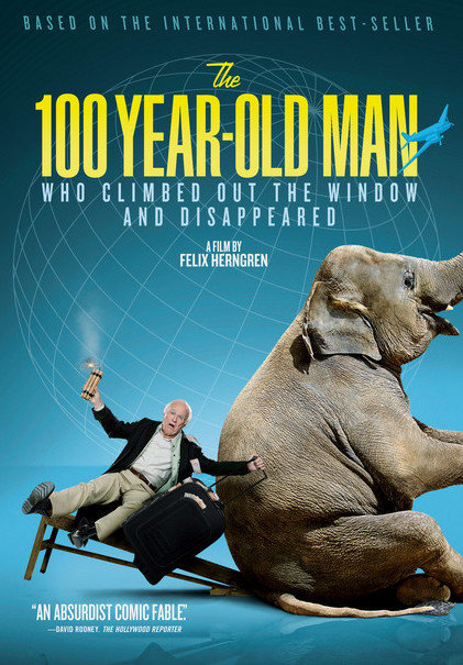 FRI APR 13: THE 100 YEAR OLD MAN