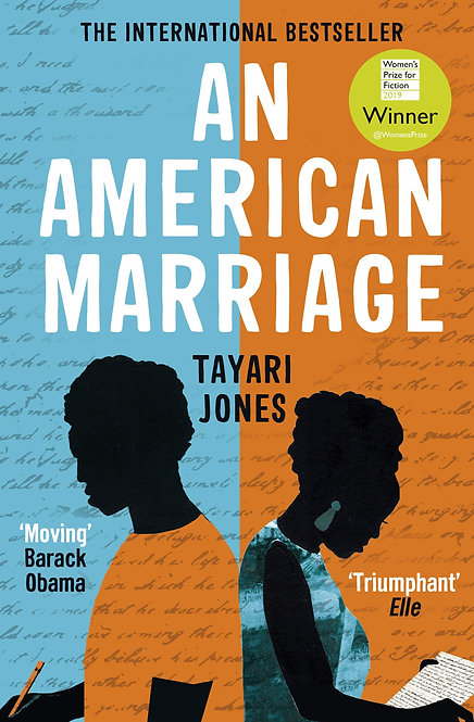 Wed Oct 2nd: Ink & Drink Book Club: An American Marriage