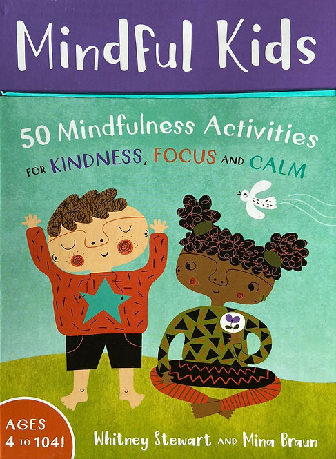 Mindful Kids: 50 Mindfulness Activities