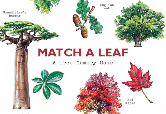 Match A Leaf: Memory Game