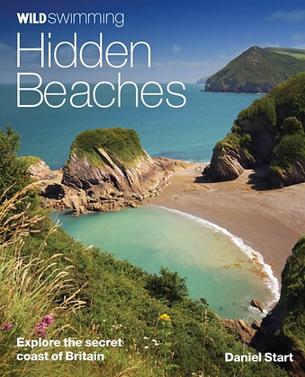 Wild Swimming Hidden Beaches by Daniel Start