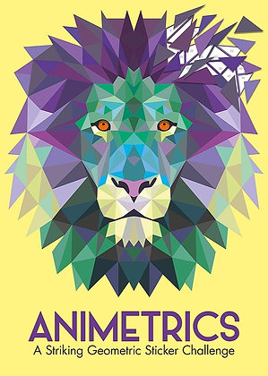 Animetrics: A Geometric Sticker Challenge
