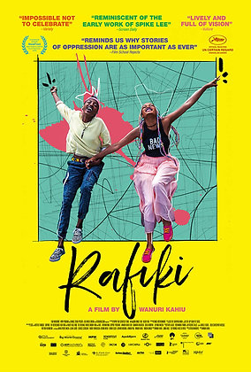 Fri Nov 29: Rafiki