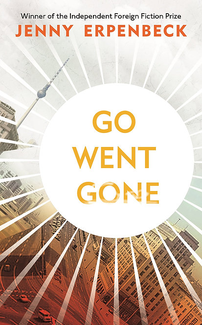 Wed July 3rd: Ink&Drink Book Club: Go Went Gone 7pm FREE