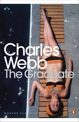 The Graduate by Charles Webb, with introduction by Hanif Kureishi