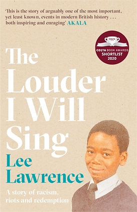 The Louder I Will Sing by Lee Lawrence