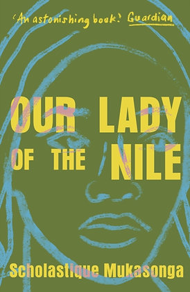 Ink & Drink Book Club May: Our Lady Of The Nile Wed May 26