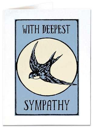With Deepest Sympathy
