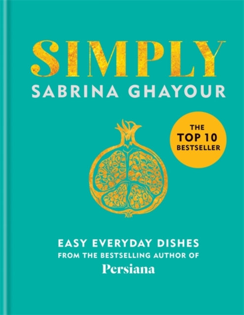 Simply by Sabrina Ghayour
