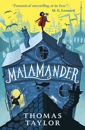 Malamander by Thomas Taylor