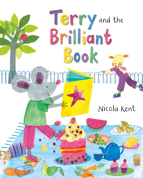 Thur Mar 7: World Book Day! TERRY AND THE BRILLIANT BOOK 3.30pm FREE