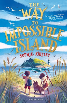 The Way To Impossible Island by Sophie Kirtley