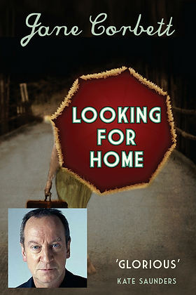 Monday Dec 5th: 7pm Bill Paterson reads Jane Corbett's Looking For Home