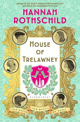House Of Trelawney by Hannah Rothschild