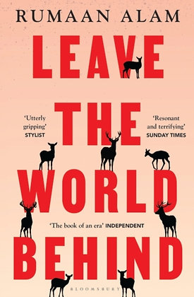 Wed July 28th Ink & Drink Book Club: Leave The World Behind 6.30pm
