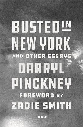 Busted in New York & Other Essays : with an introduction by Zadie Smith by Darry
