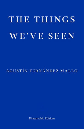 The Things We've Seen by Agustin Fernandez Mallo